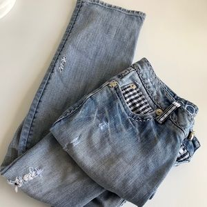 Coogi Distressed  Women's Jeans